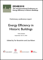 Energy Efficiency in Historical Buildings 2018 Conference Report